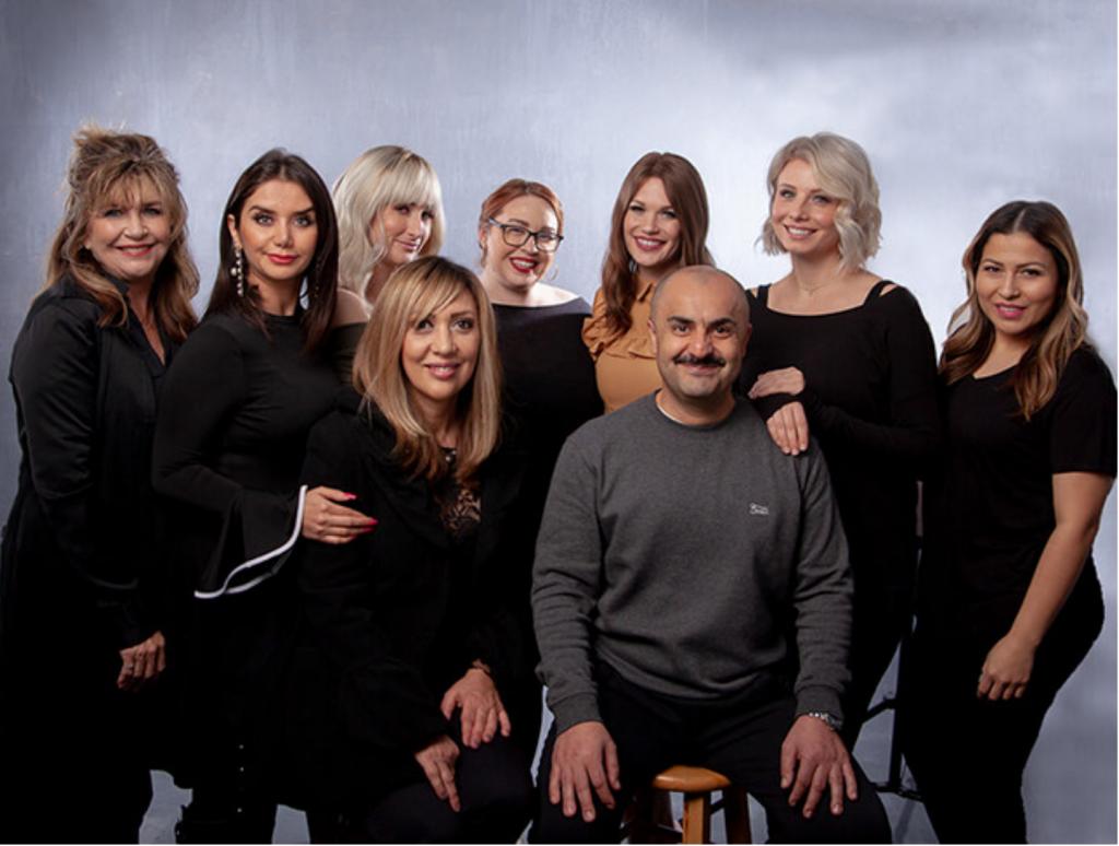 Newport Hair Loss Center Staff