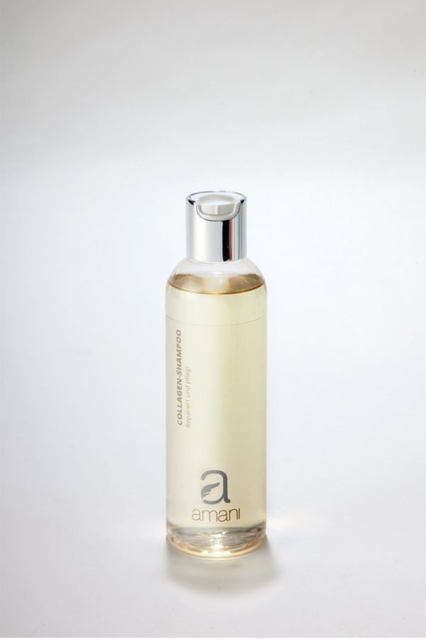 Collagen Shampoo 200ml, Amani Hair