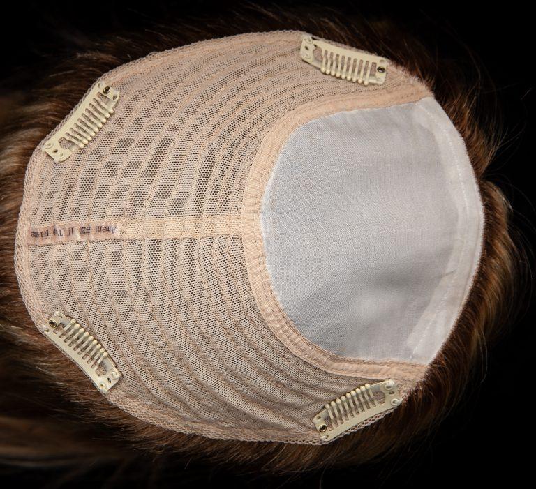 Emilia Cap, Luxury Human Hair Wigs